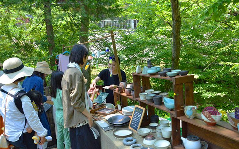 【画像6】藤野の住人にとってアートは身近な存在(写真提供/藤野観光協会)