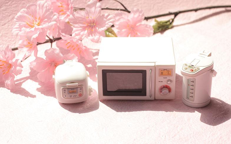 上京一人暮らし調査[6] 購入した家具・家電ランキング! これさえそろえれば大丈夫!