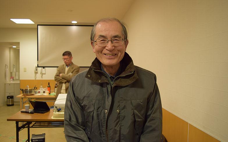 【画像5】築年数30年超え、約400戸のマンションに暮らすMさん(写真撮影/末吉陽子)