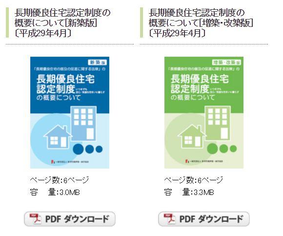 【画像1】(一社)住宅性能評価・表示協会 消費者向けパンフレットサイトの一部をスクリーンショット