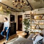 リノベオブザイヤー受賞の素敵リノベ実例[3] 「カフェ部屋ライフ」が送れる賃貸マンション