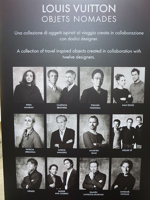 【画像9】12人の選ばれし世界のトップデザイナーがデザインした25作(全て商品)、その内2人が日本人だなんてうれしい(写真撮影/藤井繁子)