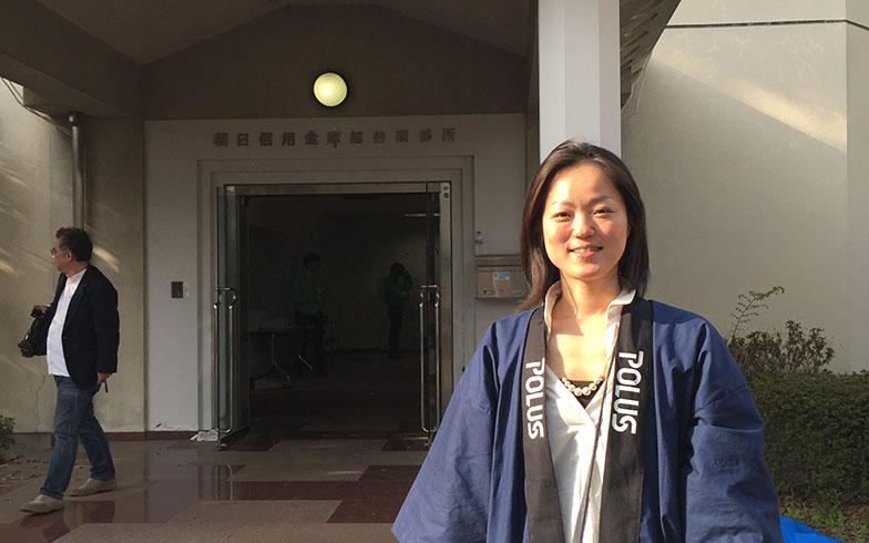 【画像4】中央グリーン開発株式会社の横谷薫さん(写真撮影/富谷瑠美)