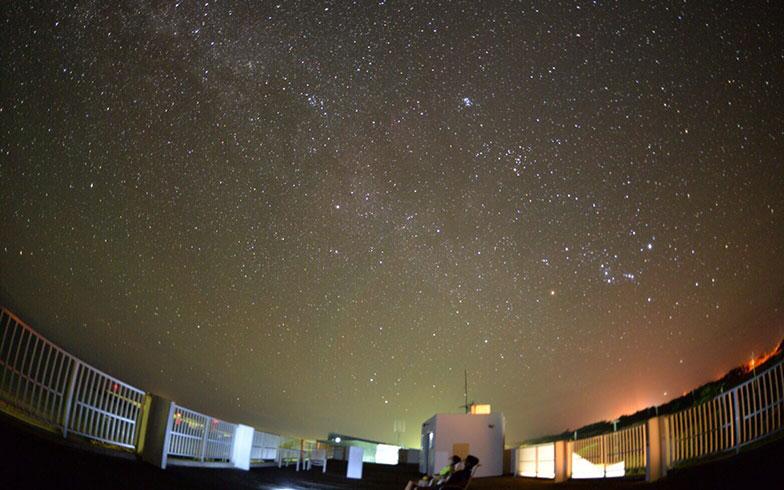 【画像2】チヒロさんの好きな景色のひとつ、満天の星空。波照間島は南十字星が見られることでも知られている(画像提供/チヒロさん)