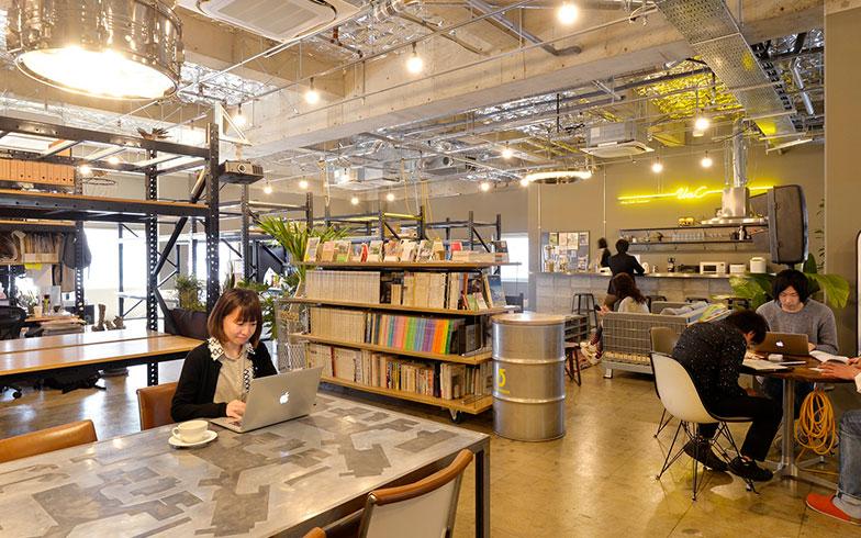 """まるで""""屋根のある公園""""「東京R不動産」運営のOpen Aの新オフィスが自由で楽しすぎた"""