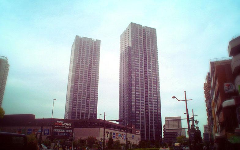 タワーマンションの防災対策レポート[前編]震災を経験/「シティタワーズ豊洲ザ・ツイン」