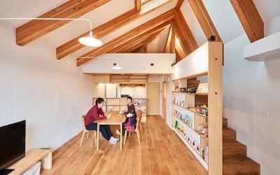 施主も一緒に。新しい住まいのつくり方[4] 新築住宅を自分好みに育てる