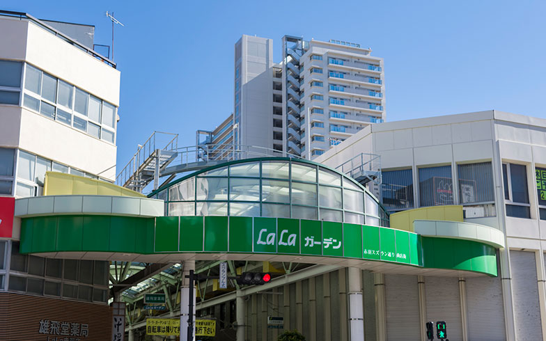 【画像1】赤羽の商店街(写真/PIXTA)