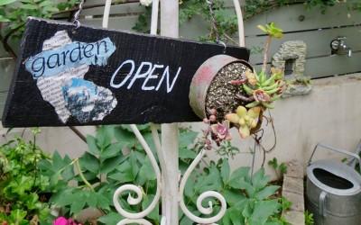 「オープンガーデン」ですてきなお庭を訪問! 花を通じて人生が豊かに