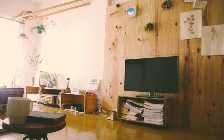 【画像3】家具は、購入前にどこに置くのかを決めてから購入する(写真提供/b_to_u さん)