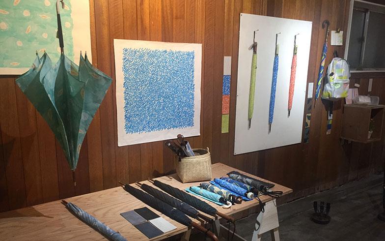 【画像6】今年4月末に工房で行われたオーダー会の展示風景(写真撮影/小野洋平)