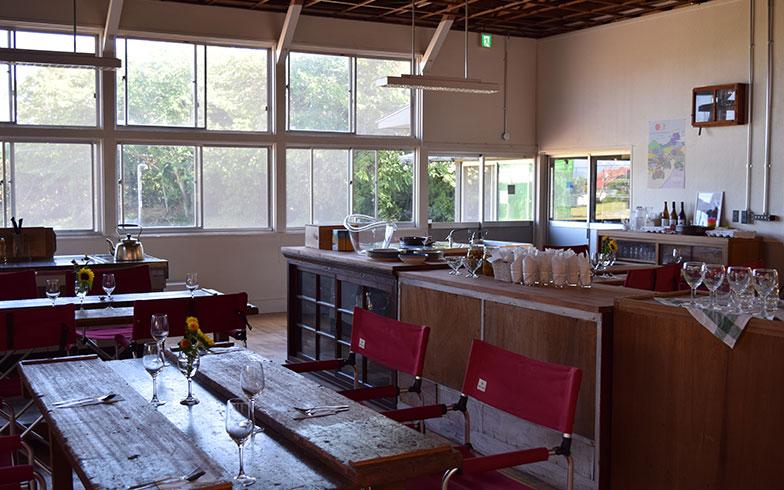【画像10】レストラン・バル「Bar del Mar」では、地元野菜を使ったスペイン料理がベースのメニューが楽しめる(撮影/末吉陽子)