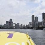 通勤ラッシュを回避する新たな可能性!? 水上タクシーで「船通勤」を体験してみた