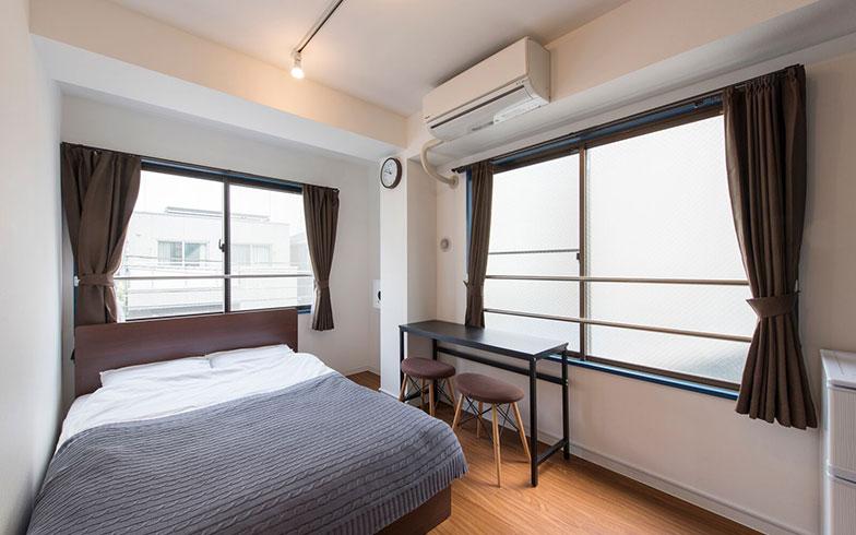 【画像2】IoTデバイスを体験することができる2名用の個室「IoT Double Room」(画像提供/and factory)