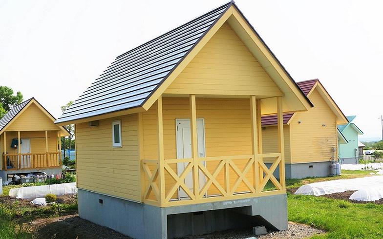 【画像2】岩見沢には複数の移住体験住宅があり、熊田夫妻が利用したのは栗沢クラインガルテン。(画像提供/岩見沢市)