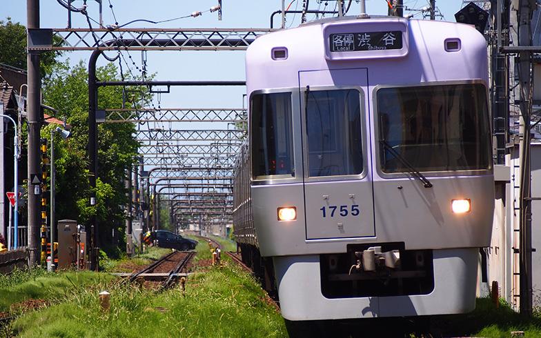 【画像1】京王井の頭線(写真/PIXTA)