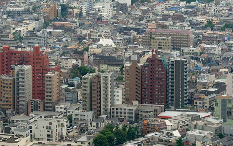 都内には老朽化分譲マンションが1万棟以上!東京都の支援制度で建て替えは進む?