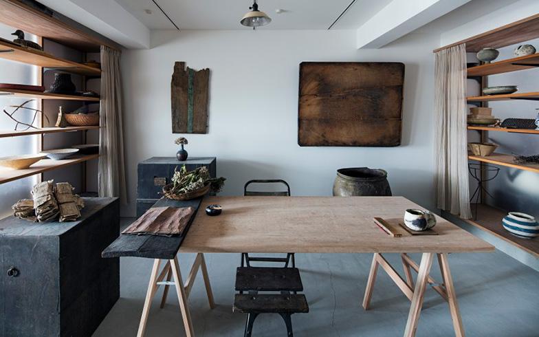 """好きなものに囲まれて暮らしたい。築43年のマンションが""""住宅兼ギャラリー""""になるまで"""