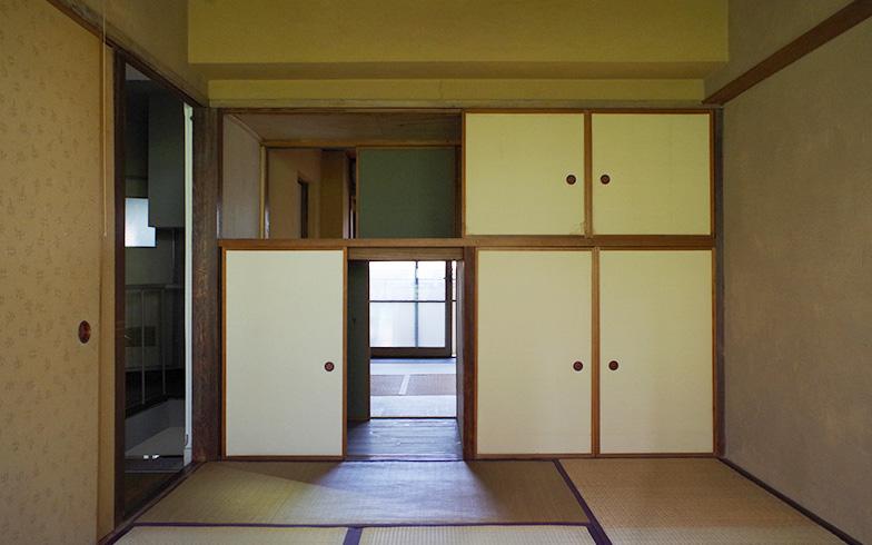 【画像5】どちらの部屋からも出し入れできる押入れ(写真提供/旭化成不動産レジデンス)