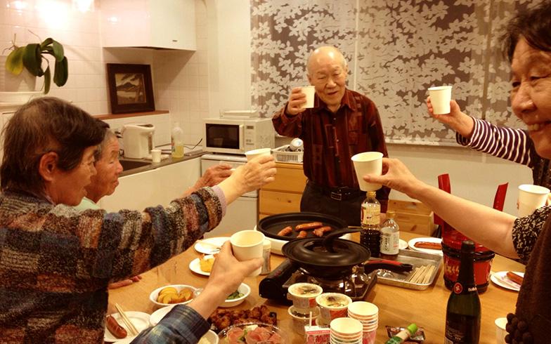 高齢者の新たな暮らし方~シニアのシェアハウスを訪ねてみた
