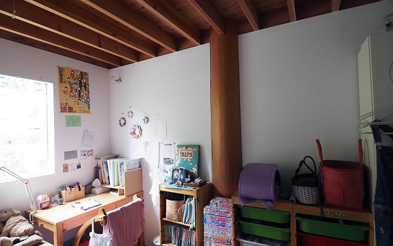 【画像3】子ども部屋。壁の向こうには大松さんのアトリエ(写真提供/大松俊紀さん)