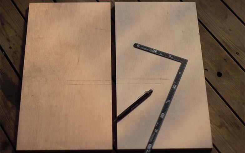 【画像2】お好みで、板の長さや幅を変えてみてもいいそうです(画像提供/SMILE HAPPY SWEETHOME)