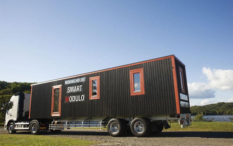 「移動できる家」のレンタルプランで、夢の暮らしもかなっちゃう?