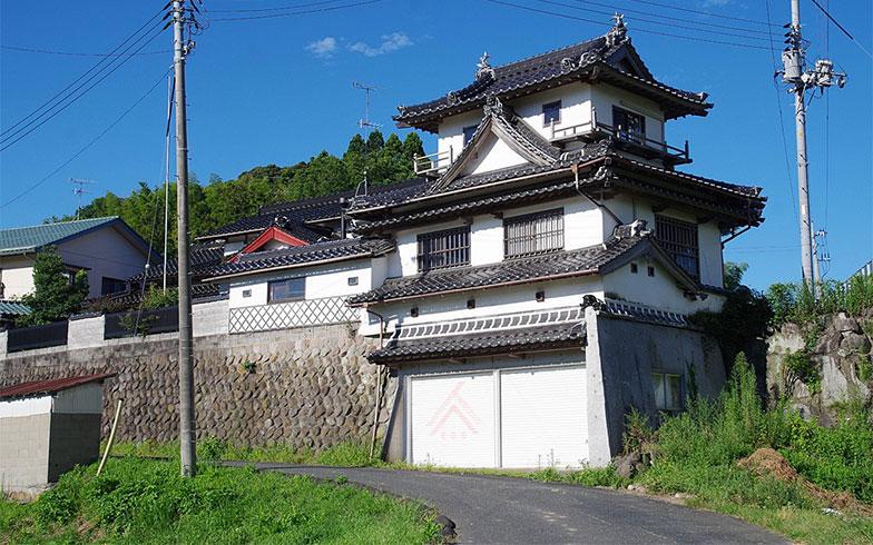 【画像6】だいせん城とも呼ばれているワーキングスペース(写真撮影/玉置豊)