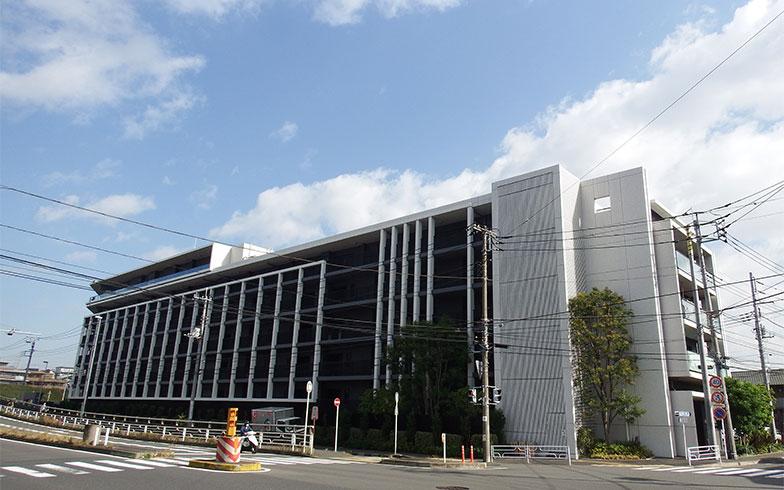 【画像2】シティハウス横濱片倉町ステーションコート。神奈川県で初めて農園サービスを導入した(写真撮影/織田孝一)