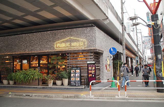 【画像3】オシャレなお店が増えたという高架下(写真撮影/小野洋平)