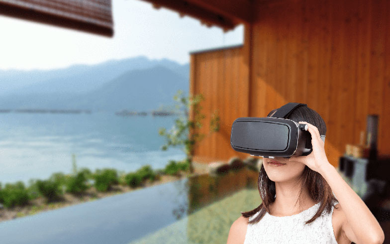 VR体験で無駄な内見を回避!VRゴーグルで様々なスポットを見学できる「Warp」開始