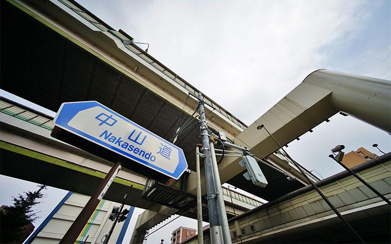 【画像2】中山道(写真/PIXTA)