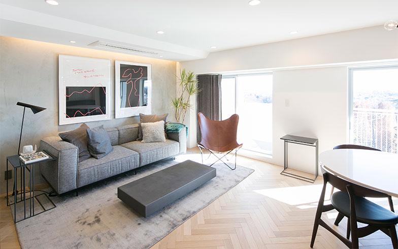 ユナイテッドアローズが、 アパレル業界初のフルオーダーのマンションリノベーション事業に進出
