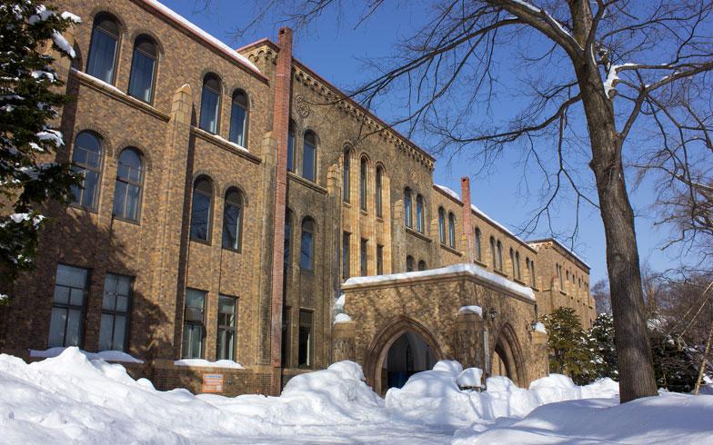 【画像2】北海道大学