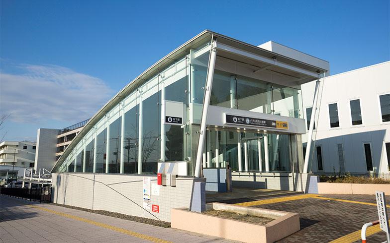 【画像1】八木山動物公園駅(写真/PIXTA)