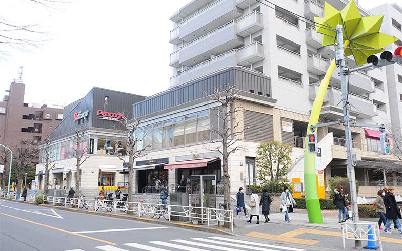 【画像1】代官山アドレス(写真撮影/東京グラフィティ編集部)