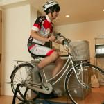 自転車発電は、太陽光発電に勝てるのか? 検証してみた