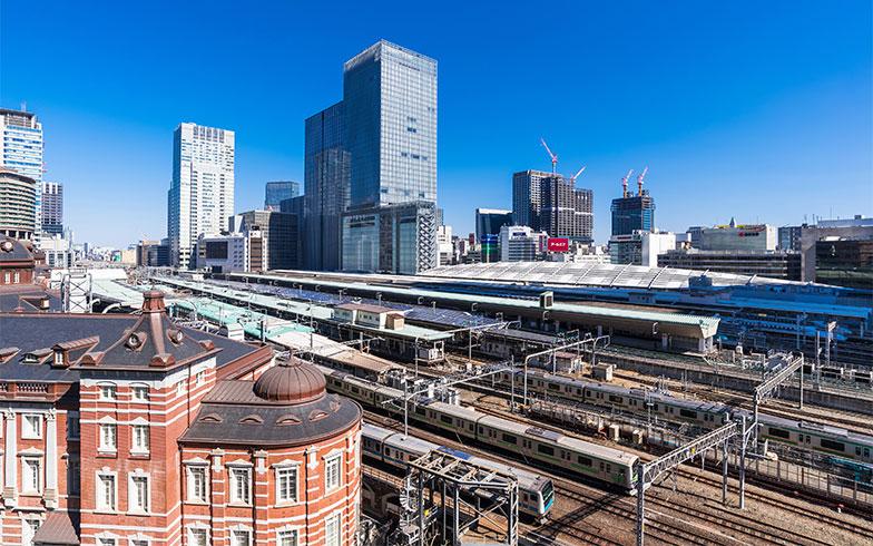 東京駅(写真/PIXTA)