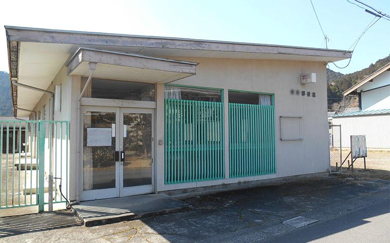 掲載物件の一例、郵便局。約80組の購入希望者から問い合わせがあり、売却が決まった(画像提供/家いちば)
