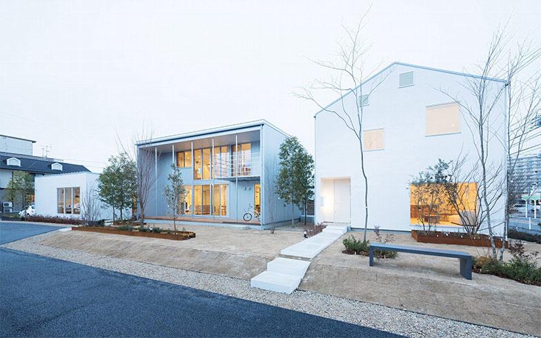 スタイリッシュな「無印良品の家」モデルハウスが、名古屋に登場!「木の家」「窓の家」を実体験しよう