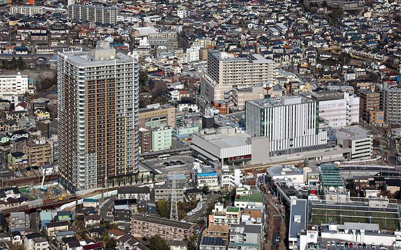 再開発のすすむ二俣川駅前に、注目の新スポットがオープン!二俣川から都心へのアクセス向上も