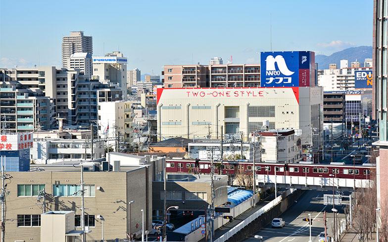 西宮北口駅(写真/PIXTA)