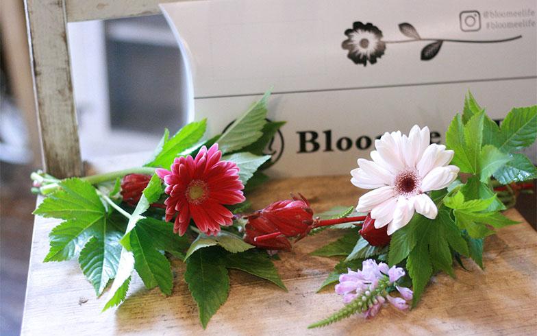 保水機能のあるパッケージだから、ポストに投函してもお花は元気なまま(画像提供/株式会社Crunch Style)