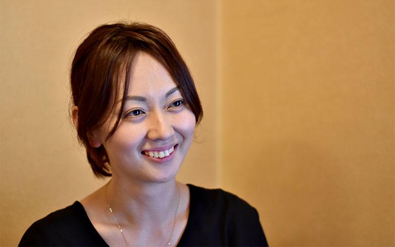 インテリアコーディネーター・小島真子さん(写真撮影/竹治昭宏・スパルタデザイン)