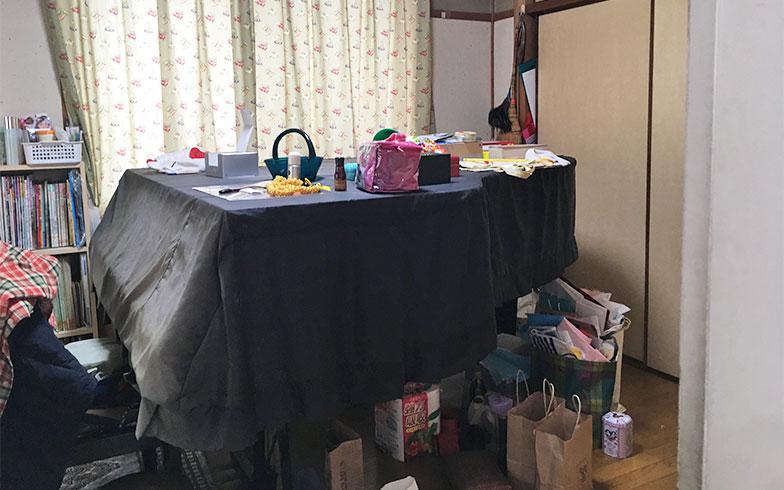 筆者の実家、ほぼ物置部屋と化したピアノ部屋。こうならないために早めの対策を(写真撮影/近藤智子)