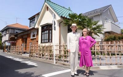 """現代の""""モダンガール""""と""""モダンボーイ""""が建てた、大正末期~昭和初期の香り漂う文化住宅 テーマのある暮らし[4]"""