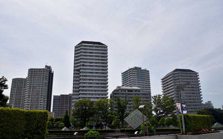 川口駅西口駅前(写真撮影/小野洋平)