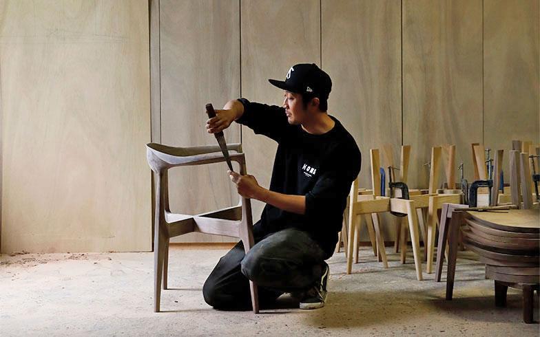 むくの木と手仕事にこだわる家具職人・松岡茂樹さんが語る「むく」の魅力