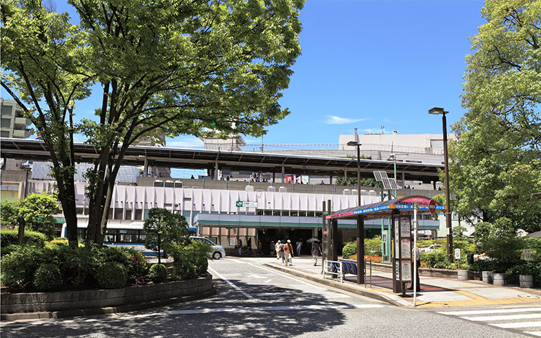 小岩駅(写真/PIXTA)