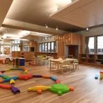 建物内保育園の入園を保証! 子育て施設が大充実の、賃貸マンションに行ってみた